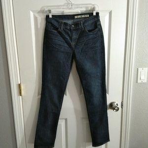 DKNY skinny jeans size 4P